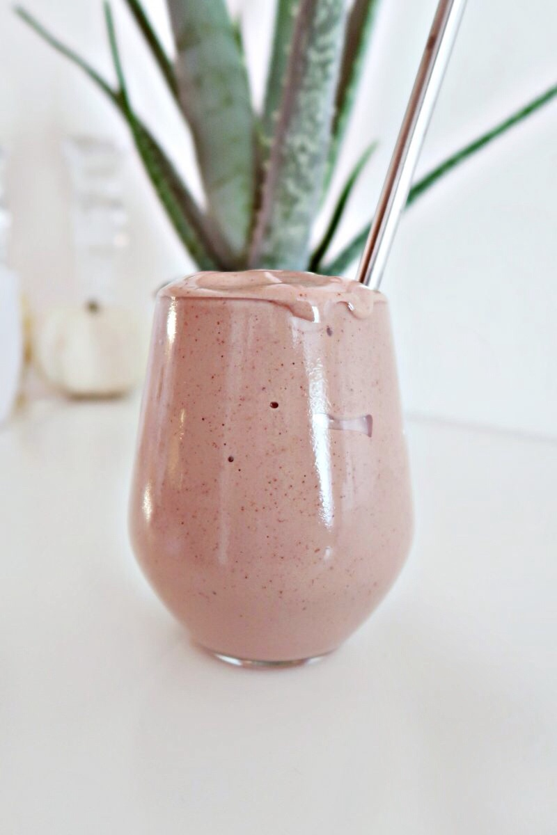 The Ultimate Chocolate Protein Thick Shake – Vegan Recipe