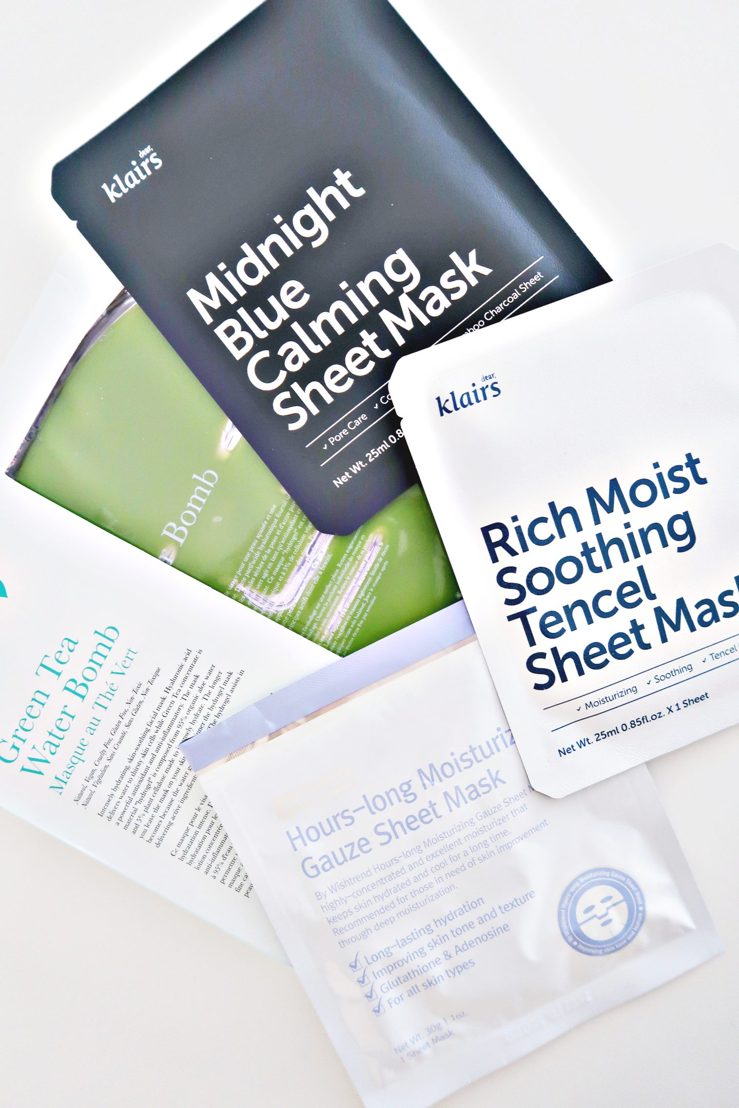 My Top 4 Holy Grail Sheet Masks