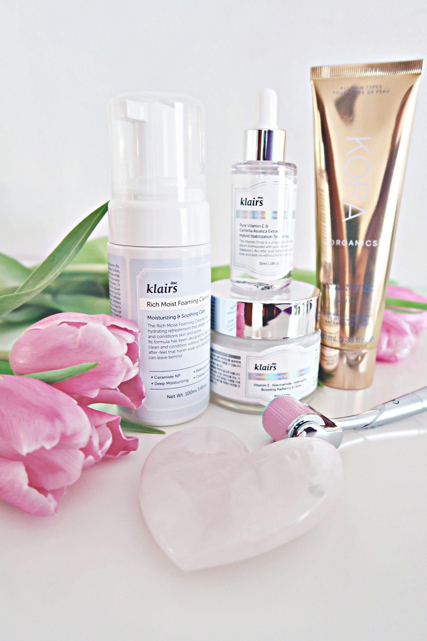 skincare routine 2019