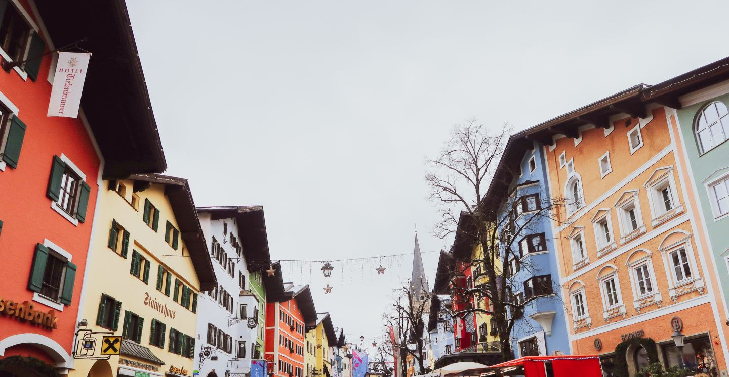 day in Kitzbühel